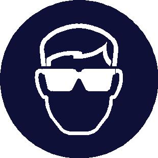 exposure controls Provide adequate ventilation. Observe any occupational exposure limits for the product or ingredients. Wear tight-fitting, chemical splash goggles or face shield.