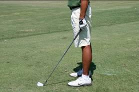 PHASES OF THE SWING GRIP CHECK Place the club in your left hand with your left arm by your