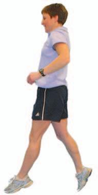 EXERCISE 1: Perform 3 small and quick steps on the spot, then drop forward into lunge position whilst passing a ball.