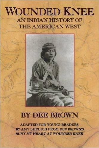Below are some rough notes We read Wounded Knee: An Indian History of the American West Adapted for Young Readers (affiliate link) by Amy Ehrlich, Dee Brown