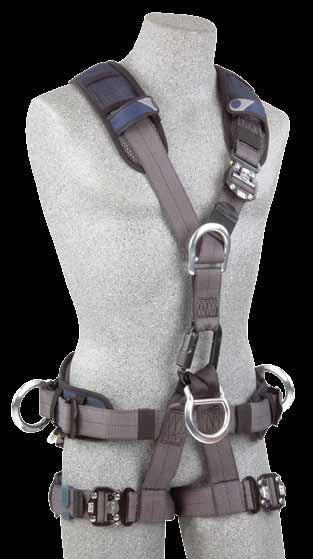 ROPE ACCESS & RESCUE HARNESSES Certified to NFPA 1983 The ExoFit NEX Rope Access and Rescue Harnesses