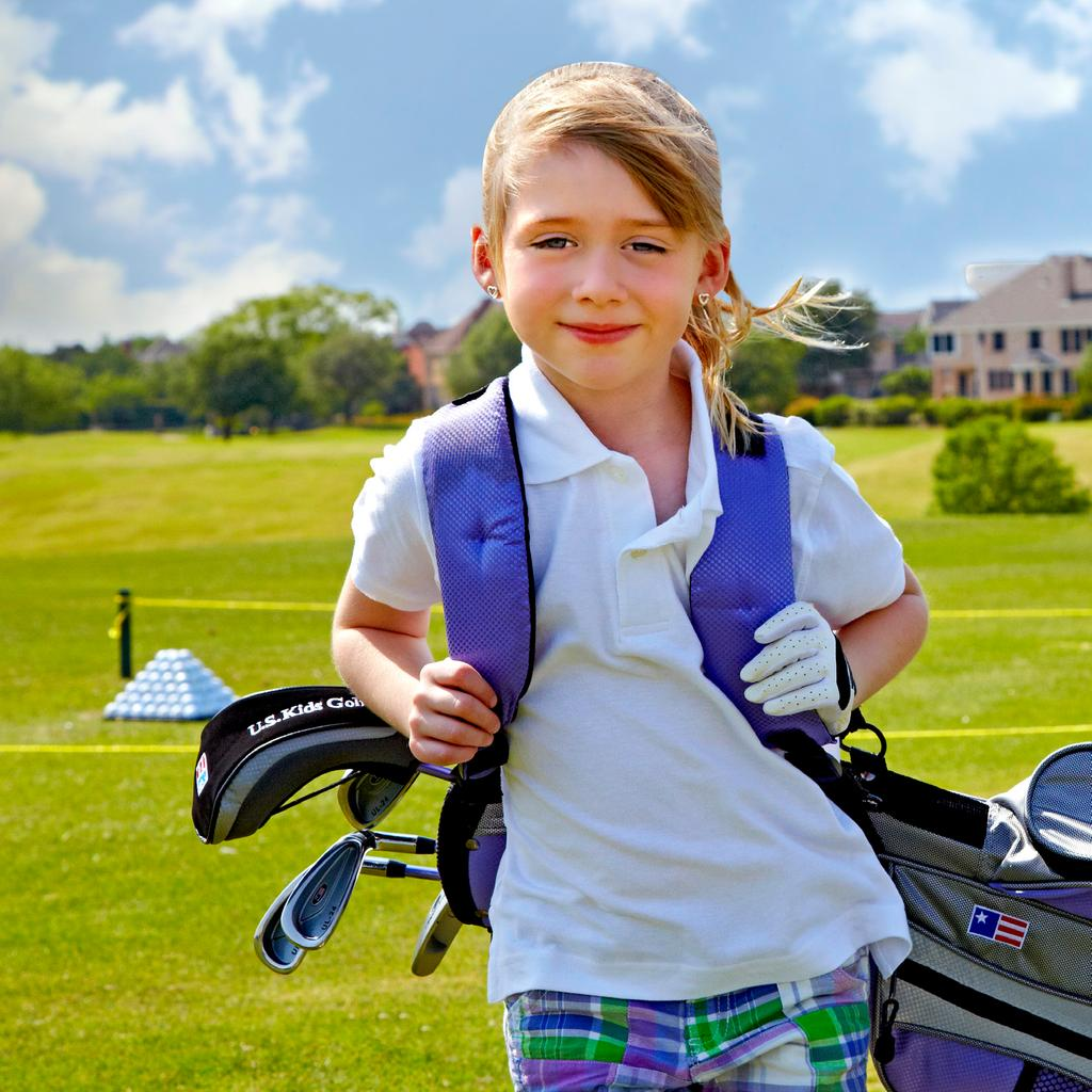 HAKBY K JUNIO GOLF AADMY JUNIO GOLF SUMM AMP Open to Hackberry reek Members of all playing abilities, ages 6-12.