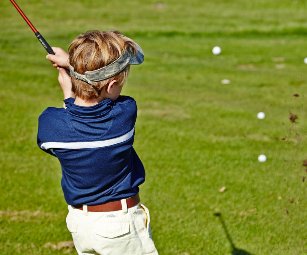 4 Join us for a complimentary trial lesson and see if your junior may spark an interest in golf, or maybe they just want to continue to improve their games.