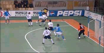 soccer with 45 minute halves Playing surface is different The only form of indoor soccer that is international and recognized by FIFA as a great skill developer FUTSAL is