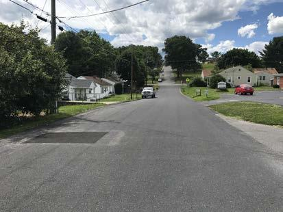 Surrounding Neighborhood Ware ES is located in the Staunton Park District, a residential area in the western region of the City of Staunton consisting of small- to medium- sized single-family homes,
