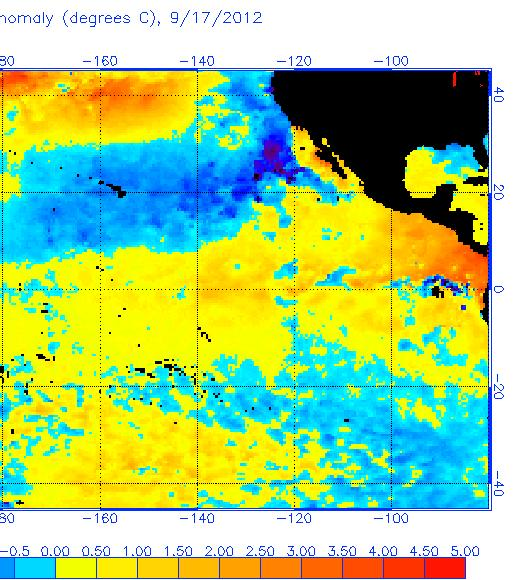 Weak/Moderate El Niño Falls --Above Normal: 60%
