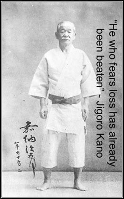 The teaching of Kano Jigoro Shihan Judo is the way of using one s mental and physical strength in the most efficient manner.