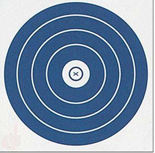 Targets must be kept in the shooters record book and be available for verification of the scores should they be in the top three.