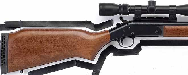 Handi-Rifles are available in a wide range of rifle calibers ranging from 22 Hornet to the 500 S&W. New for 2007 are three new models that come with factory -mounted and bore-sighted 3-9x32 scopes.