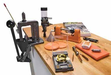 Lyman Reloading Presses and Accessories How to pick which Expert Kit is for you Choose the press that best suits your reloading needs: If you reload only once in a while the Crusher II is for you,