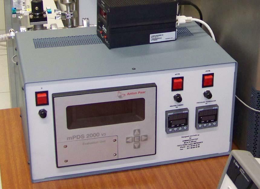 DATA ACQUISITION SYSTEM (1/2) Signals from the