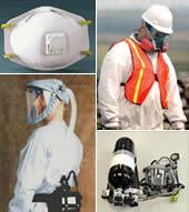Maintenance and Care of Respirators Respirator inspections must include the following: A check of respirator function, tightness of connections, and the condition of the various parts; and A