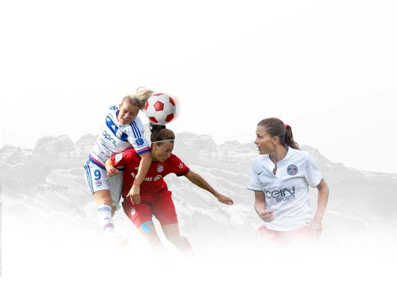 WOMEN FOOTBALL MatchWorld believes that to foster personal and community wellness it is imperative to empower the new generations and particularly women in sports and