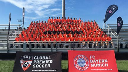 GPS National Team Program: Birth Year 2007-2000 The GPS FC Bayern National Team Program aims to provide a professional soccer player experience to the Elite players within