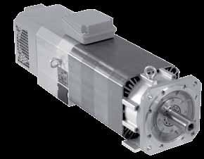 Asynchronous Motors with Hollow Shaft ASM 2 UH Hollow-shaft spindle motor with 2 pole pairs Rated power output to 1 kw With spindle bearing Motor Rated voltage U N Rated power output P N ASM 2 UH 33