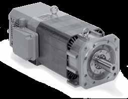 Asynchronous Motors with Solid Shaft ASM 2 Series Spindle motors with 2 pole pairs Rated power output.