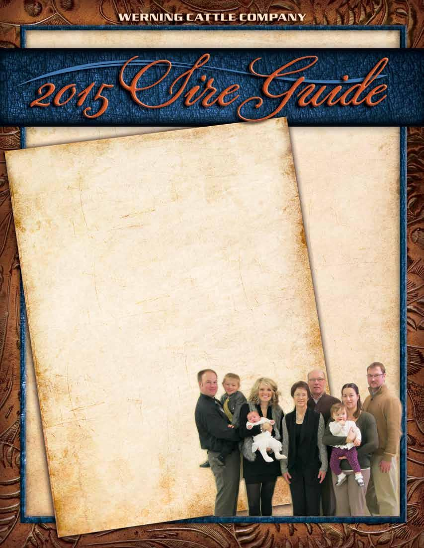 We thank you for your interest in our Sire Program! We invite you to view our 2015 Sire Guide! W/C...THE BRAND FOR RESULTS!