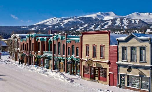 STEAMBOAT SPRINGS, COLORADO Deep in history and long in legend, the mountain community of Steamboat Springs has risen in prominence as one of the true-grit western towns of modern age.