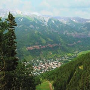 Located along the upper Roaring Fork River and White River National Forest, Aspen enjoys the very best of the Rocky Mountains, in addition to a vibrant, year-round cultural scene.