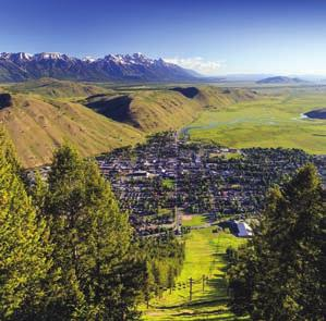 8% Sales volume in the Big Sky, Spanish Peaks Mountain Club and Moonlight areas rose in 2016 by about 1% while the number of tourists to the area soared to new highs.