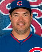 FRONT OFFICE SMOKIES FIELD STAFF Jacob Cruz Hitting Coach Born...May 8, 1968 in Glen Cove, N.Y. Resides...Tempe, Ariz. Years at Tennessee.