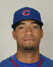 agent (July 25, 2013) Pro Resume: 3rd season; 3rd with Cubs RHP HONORS & AWARDS: Honored as Chicago Cubs Minor League Pitcher of the Year following the 2014 campaign...named an MiLB.