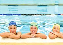 ages 5-12 Group Swim Lessons There s something for everyone in the Rutgers Recreation New Horizons Learnto-Swim program.