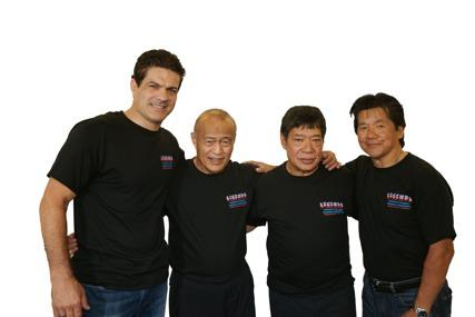 The Inosanto Academy's Annual Martial Arts Training Conference Train With The Legends June 4, 5, 6 & 7, 2015 *Register Online Today at: www.inosanto.com Facebook www.facebook.