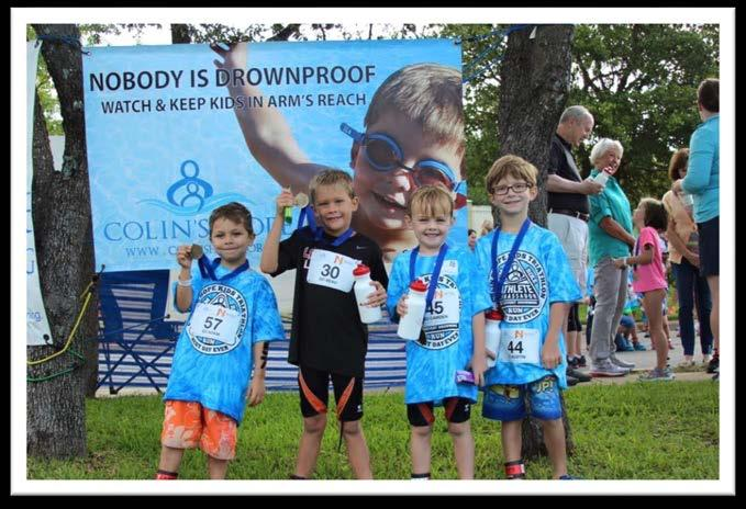 Contents IMPORTANT USA TRIATHLON INFORMATION... 3 OVERVIEW OF COLIN S HOPE KIDS TRIATHLON... 4 EVENT INFORMATION... 5 EVENT DAY INFORMATION... 7 COURSE INFORMATION... 8 EVENT TIPS FOR ATHLETES.