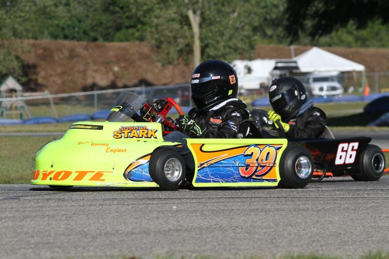 NATIONAL KART RACING TEAM JTS Motorsports is a national go-kart racing team owned by Jeff Stark featuring up-and-coming racer Joshua Stark, 12, of Rochester, N.Y.