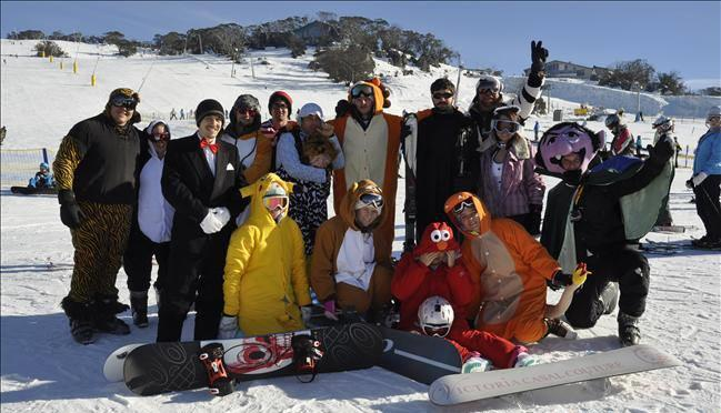 Day 6: Saturday 18 th August 2018 Bus: Queenstown Coronet or The Remarkables Queenstown Costume day! Let s get dressed up and head out on the ski fields ready to impress the onlookers.