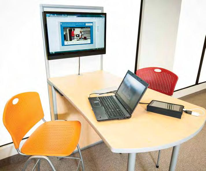 DROPSHARE DROPSHARE MEDIA CENTER Collaboration and technology are constant in both today s workplaces and schools.