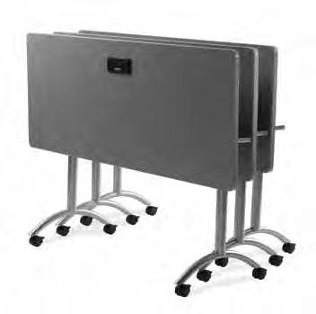 are constantly changing. Enter our Motion flip-top tables.