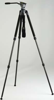 Tripod Setup Fig 3 Leg angle adjuster raised Fig 1 Collapsed position Remove tripod from carry bag, undo clip on leg strap and stand on a level surface (if