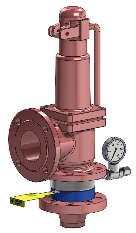 Main Advantages RD upstream a PSV Protection of the valve from corrosive or fouling process fluids Reduction of valve maintenance