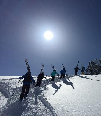Ski Buzz is an exciting concept in ski holidays for the passionate ski bum.