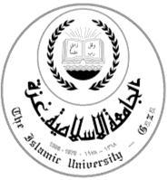 The Islamic University of Gaza, Civil Engineering Department, Fluid mechanics-discussion, Instructor: Dr. Khalil M. Al Astal T.A: Eng. Hasan Almassri T.A: Eng. Mahmoud AlQazzaz First semester, 2013.