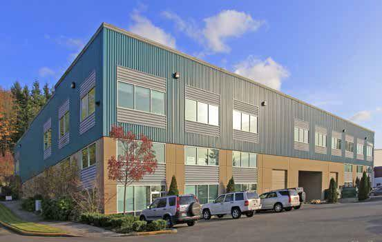 View Ridge Building 225 144th Ave NE 4,35 4,35 2,979 2,979 21 DH/ GL $.5 $.95 $.811 $.36 4,35 SF available immediately (2,979 SF office & 1,326 SF warehouse).