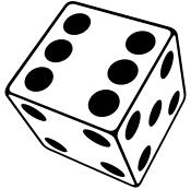 Classwork If needed round to nearest tenth. 1. P(rolling a 6 on a dice) fraction decimal.