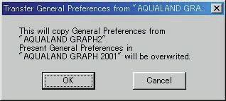 1. Startup and Ending 1.1. Startup Select Program followed by [Aqualand Graph 2001] after clicking the START button of the task bar.