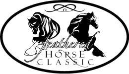 4th Annual Gypsy Vanner National Championships & 7 th Annual FL Feathered Horse Classic January 18-21, 2018 Jacksonville, FL Jacksonville Equestrian Center SPONSORSHIP OPPORTUNITIES SHOW SPONSORSHIP