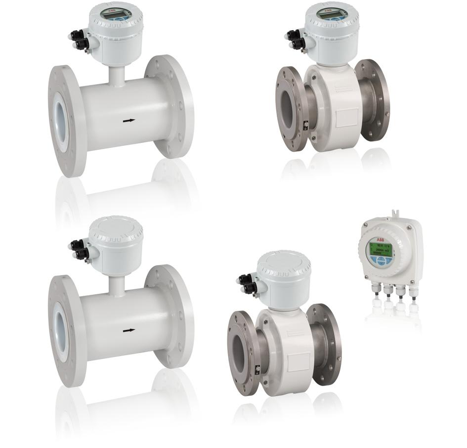 Change from one to two columns Data Sheet DS/FEP61-EN Rev. A ProcessMaster FEP61 Electromagnetic flowmeter The new flowmeter: The first choice for all industrial standard applications.