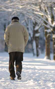While cold-related injuries vary from person to person, we know that some individuals are more vulnerable to cold, including the very young (children less than one year of age) the elderly persons