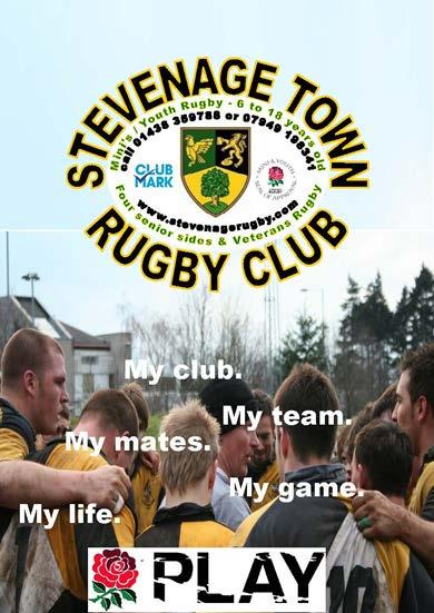 Sponsorship Options :: Website, Email & Newsletter The club has a popular website www.stevenagerugby.com - attracting over 150 visitors per day and we have embraced new media to communicate.