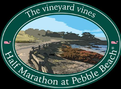 Results Results will be posted in real time online to halfmarathonatpebblebeach.com during the race, and all runners will receive a text with the link to the results page prior to finishing the race.