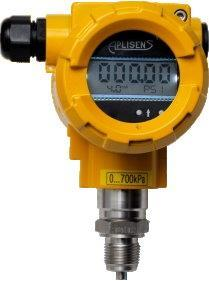 Gauge pressure & level transmitters For non-pressurised vessels, a gauge pressure transmitter is a convenient