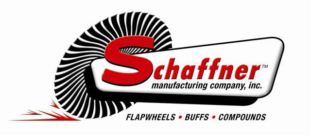1. Product and Company Identification Wheels Product Description: Blend & Finish Wheels Company Address: Contact Information: Schaffner Manufacturing Co. Inc. Telephone: 412-761-9902 21 Herron Ave.