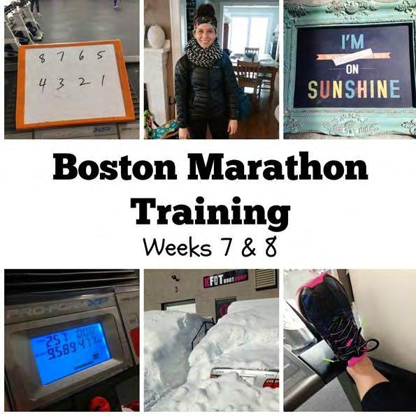 Week 7 Monday: Cross-training Tuesday: Tempo30/30/15 Wednesday: Off Thursday: 20/8 Yassos/20 Saturday: 2:30 long run Total mileage: 32.