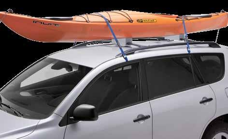 "downs to ensure kayak is secured to the vehicle 1x Jetty Deluxe 18"" SR5531"