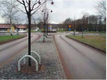 Sweden s Vision Zero Vulnerable road users: On their own, parallel roads